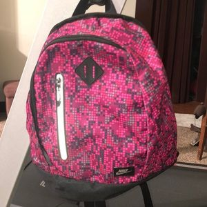 Nike Back pack perfect for the gym